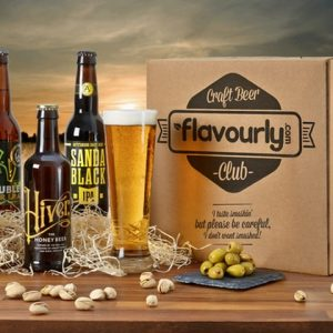 Flavourly Beer Subscription
