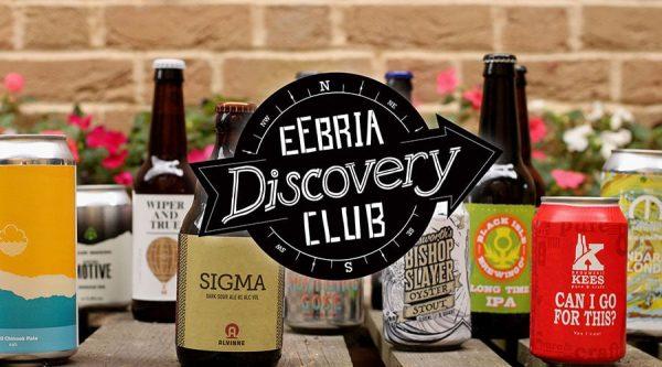 eebria beer subscription