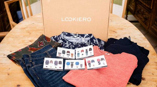 Lookiero fashion subscription box