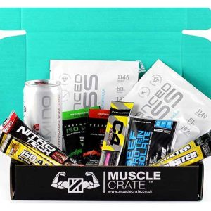 Muscle Crate Subscription
