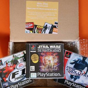 The Retro Gaming Subscription